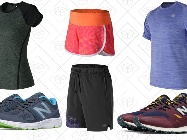 Joe's New Balance is Having a Flash Sale and You Can Grab Gear For Under $30