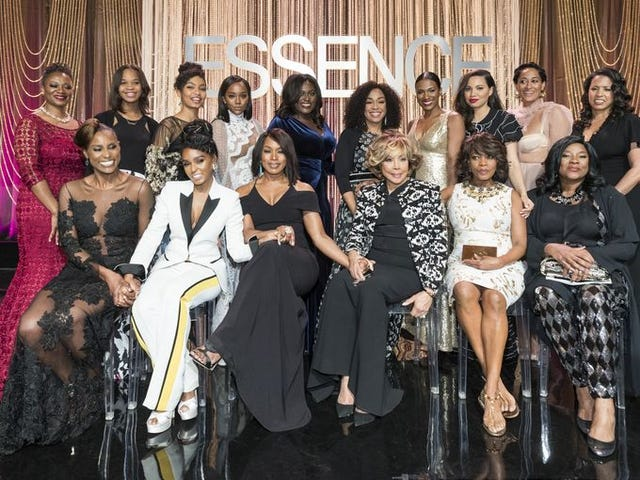 Black Women Were Basking in Excellence at Essence'sBlack Women in Hollywood Awards