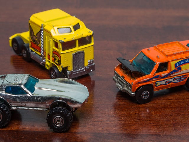 Cars of my childhood