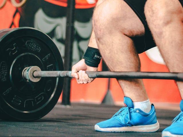 Pruebe una reunión virtual de levantamiento de pesas desde la comodidad de su gimnasio en casa