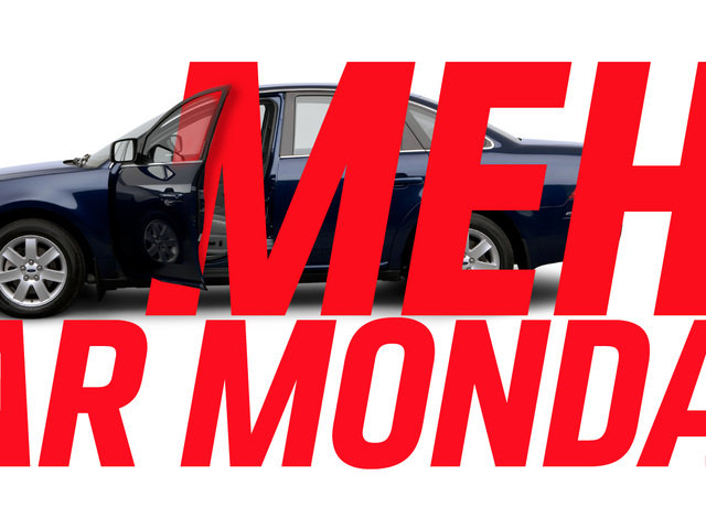 Meh Car Monday: The Fabulously Forgettable Ford Five Hundred