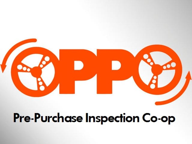 The Oppo Pre-purchase Inspection Co-op