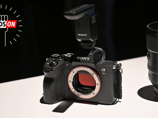 Sony's 61-MP A7R IV Looks Like the New Mirrorless Champ to Beat