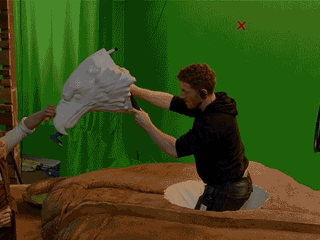 Watch VFX Wizards Make All the Magic in Fantastic Beasts and Where To Find Them
