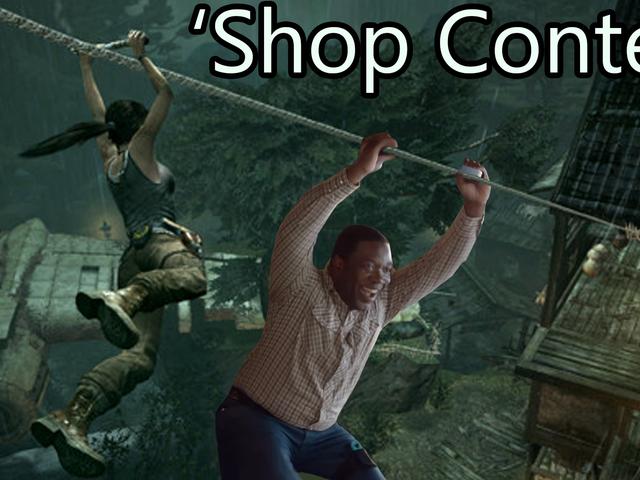 'Shop Contest: That Weird Switch Teaser