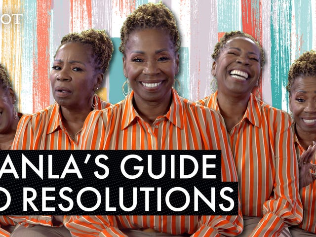 Iyanla Vanzant Wants You to Get It Clean In 2019