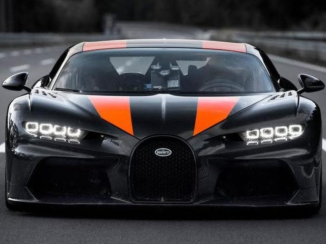 Why Bugatti Thinks It Could've Gone Faster Than That 304-MPH Speed Run, But Chose Not To