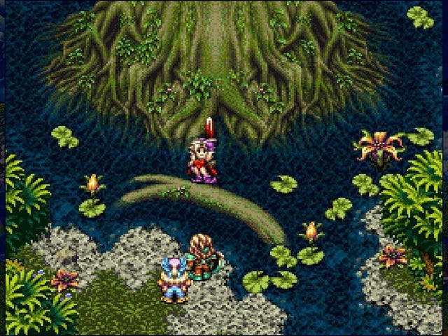 <i>Trials Of Mana </i>Has No Manual, So Here's How To Play It