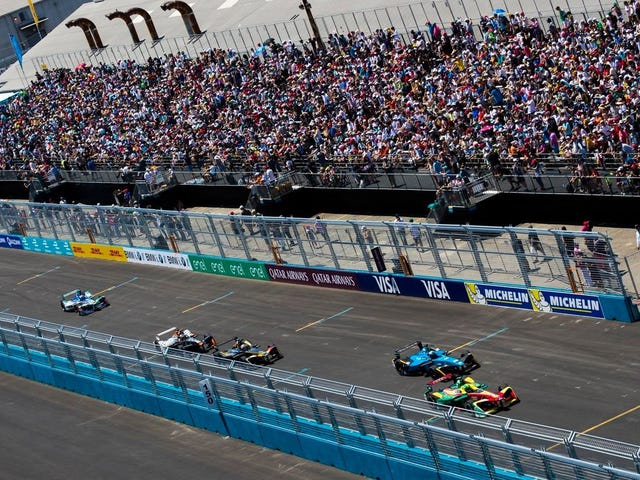 Formula E Has Cancelled All Of Its Scheduled Events