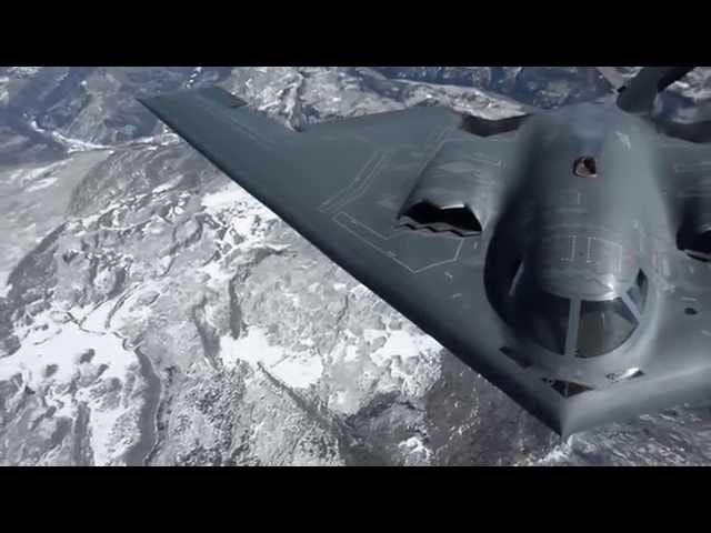 B-2 Refueling
