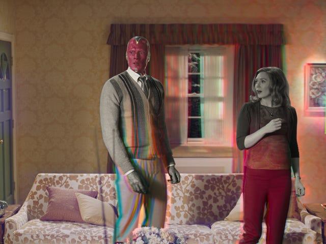 Marvels WandaVision bekommt während der Primetime Emmys 2020 einen trippigen ersten Trailer