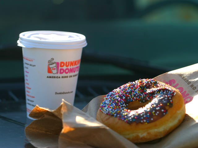 Dunkin' Donuts Sign Asks Customers to Report Employees Heard Shouting in Languages Other Than English