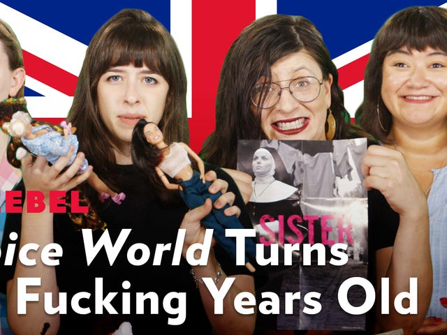Spice World Was Released 20 Years Ago, And Yet We Haven't Aged a Day