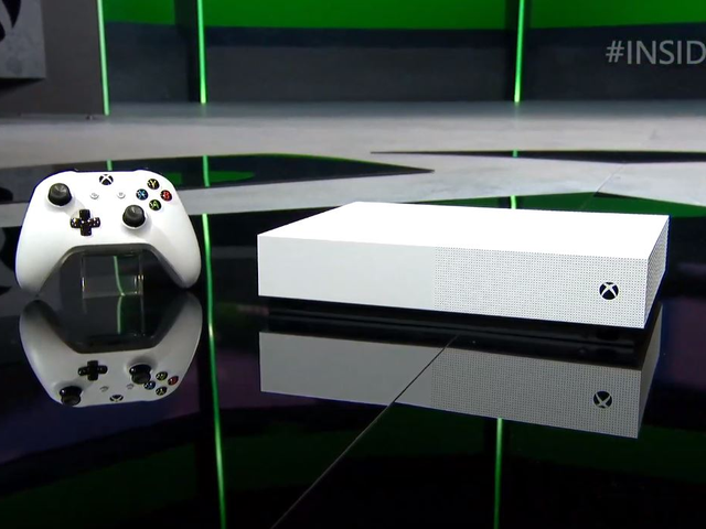 New Disc-Less Xbox One Coming In May, Will Cost $250