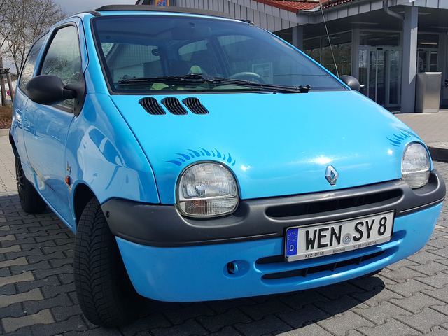 Why The Renault Twingo Is One Of The Quirkiest Cars Of Our Time