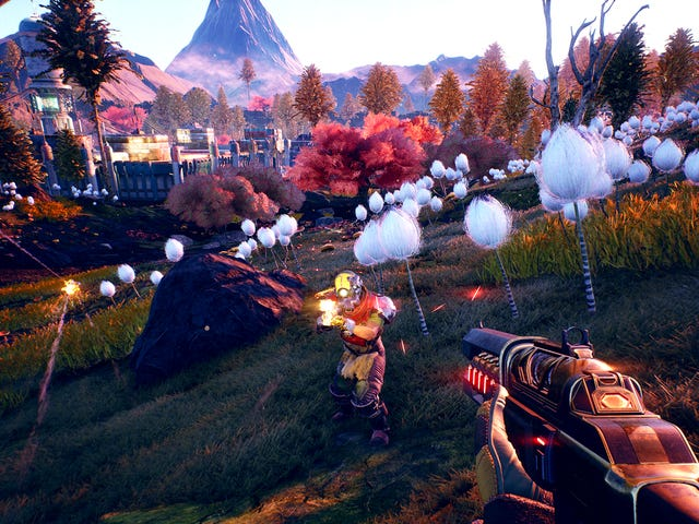 The Outer Worlds is getting some story DLC next year
