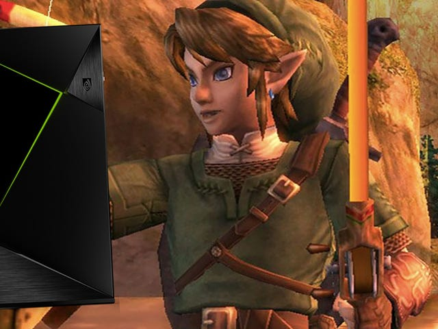 Gorgeous Nintendo Games Are Coming to Nvidia Shield, But Not In the US Because Someone Hates Me