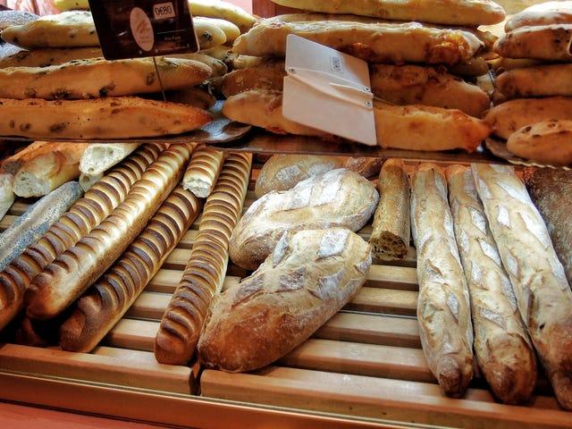 사실, 빵 껍질은 훌륭합니다.