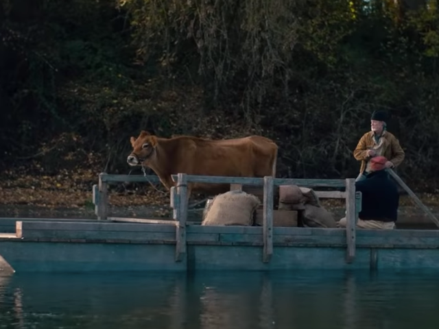 Meet the year's first bovine breakout in this trailer for Kelly Reichardt's First Cow