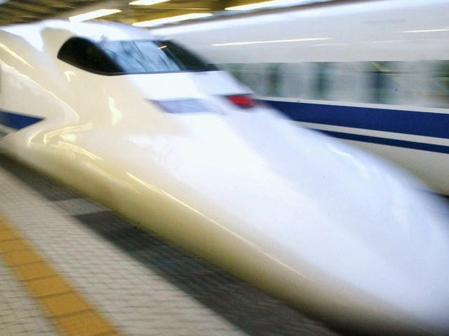 Police Find 'Human Body Parts' in Crack in Japanese Bullet Train's Nose