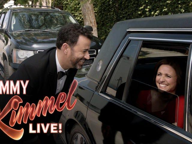Jimmy Kimmel ammette che ha fatto impazzire Jeb Bush per essere tra gli emmy fino a quando non ha ceduto