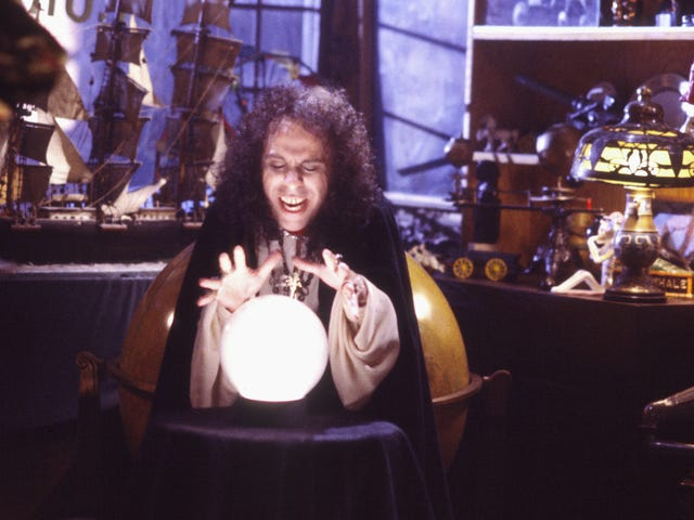 This Ronnie James Dio estate auction is every heavy metal LARP fan's dream