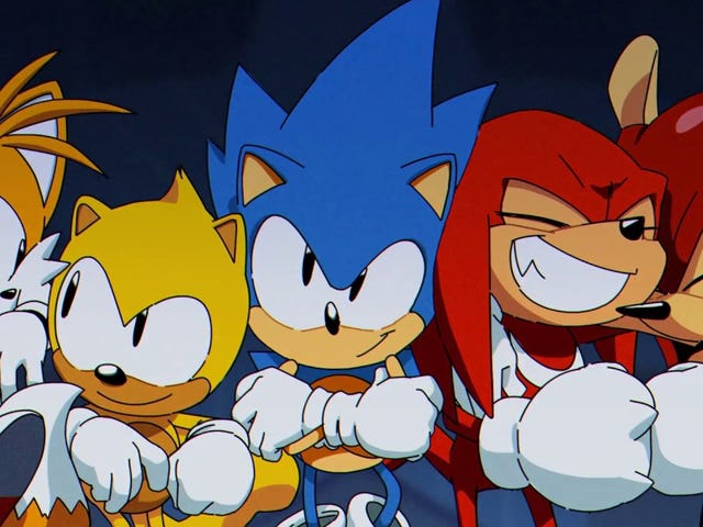 Sonic Mania's Encore Mode Is The Perfect Excuse To Play Again