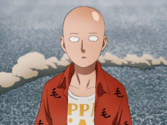 One Punch Man 2 Trailer Revealed to Be an April Fools Joke