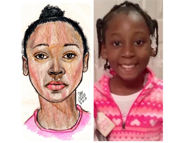 警察は南カリフォルニアのダッフルバッグで死んだ9歳の少女を特定します
