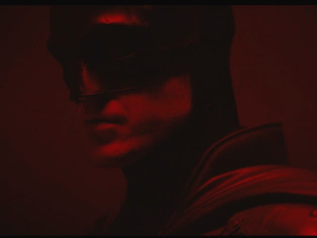 Matt Reeves Just Shared Our First Official Look at The Batman's New Batsuit