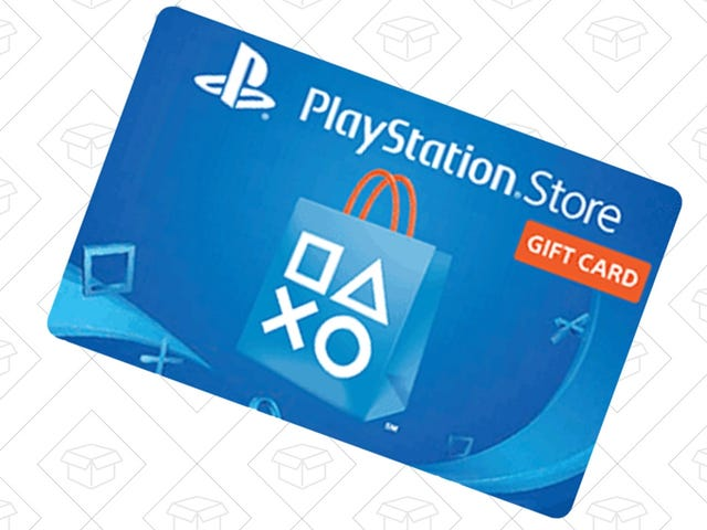 Add $40 To Your PlayStation Store Wallet For Just $30