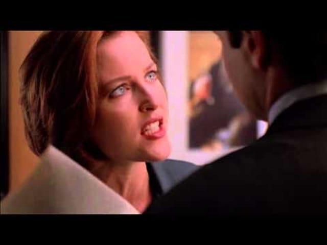 "Saturday Night Social: ""Scully Likes Science"""