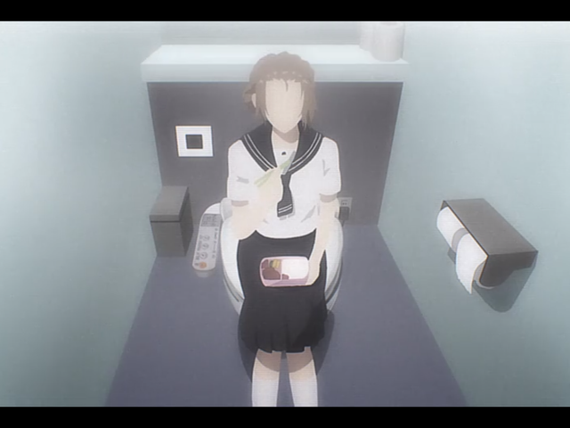 Caligula ep 4 review - yes, a review with a rating