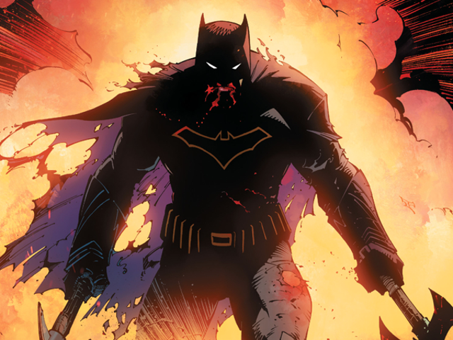 DC Comics' New Event Begins With One Hell of a Return