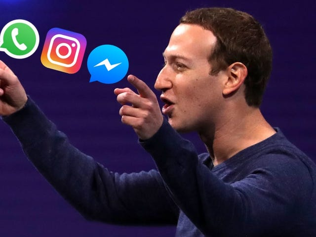 Mark Zuckerberg ordena unificar WhatsApp, Instagram y Facebook Messenger para finales de 2019