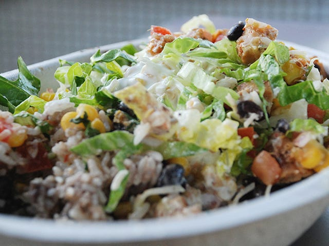 You Should Store Leftover Chipotle Bowls Upside Down