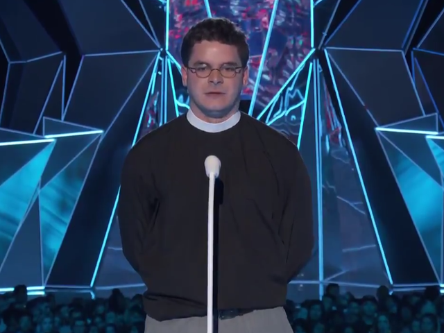 Robert E. Lee Descendant taler ud mod racisme under <i>MTV Video Music Awards</i>