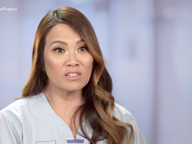Oh, Barnacles!: Dr. Pimple Popper Meets a Tumor That Looks Like Patrick from SpongeBob