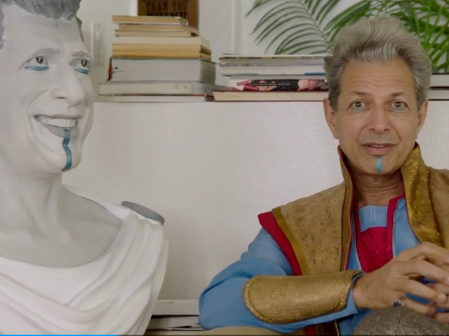 Thor: Ragnarok's Blu-ray Extras Are Further Proof Jeff Goldblum Is an Intergalactic Treasure