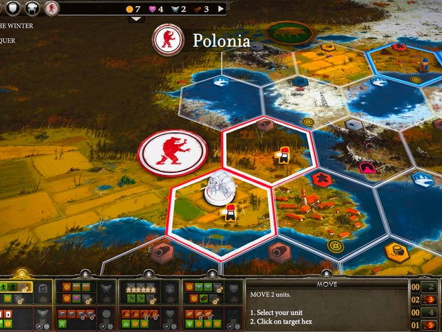Scythe, one of the best board games in years, is now in Early Access on Steam. It's a very bare-bones port, though, so you might…