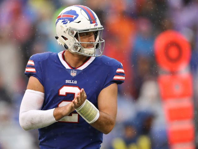 At Least One Nathan Peterman Defender Exists, And He's A Shitbird