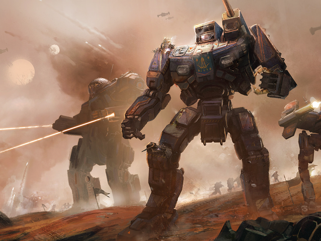 The Week In Games: Big Robots and Frostpunks