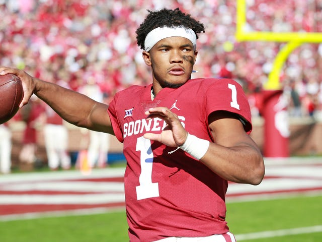Report: The Oakland A's Are Preparing For Kyler Murray To Enter The NFL Draft