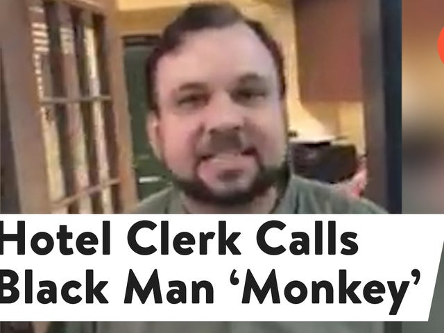 Hotel Clerk Fired After Being Filmed Calling a Black Customer a 'Monkey'