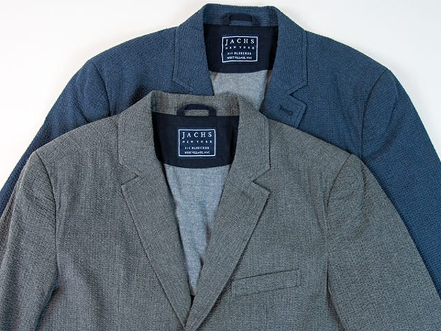 Sharpen Up Your Closest With Classic Fitting Blazers Starting at $59 (60% Off)