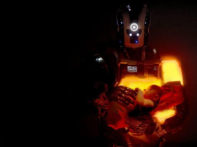 Có điều gì đó không hay về Robot chăm sóc trong Đoạn phim đầu tiên cho Tôi là Mẹ