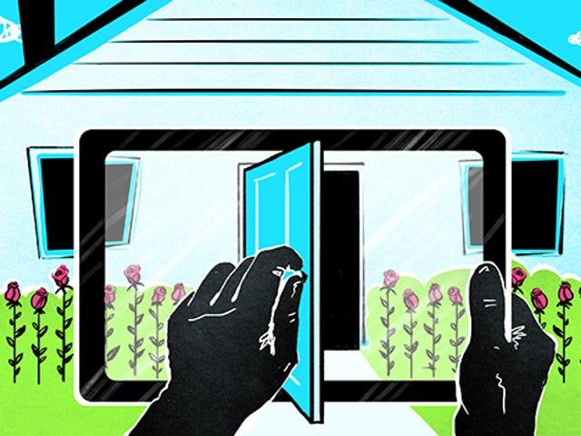 Creeps如何利用互联网打入你的家园