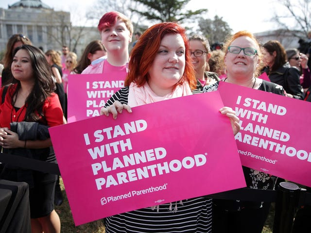 Md. Becomes 1st State to Fund Planned Parenthood if Feds Cut Funding