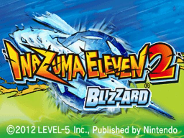 Gra Inazuma Eleven 2 Blizzard (część 2)