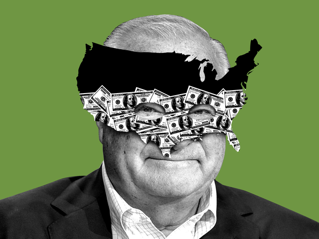 How to Get Filthy Rich in America Without Anyone Knowing Your Name